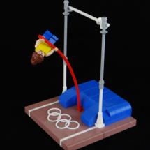 LEGO Stavhopp