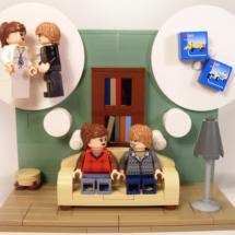 LEGO konst av Stereotypa könsroller