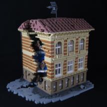 LEGO Jordbävning