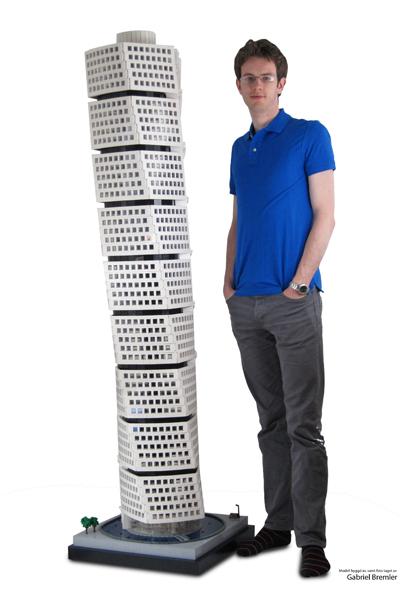 Gabriel Bremler (Bremlerbrick) - Legobyggare