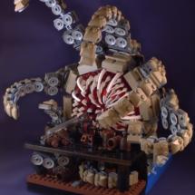LEGO Konst - Kraken!