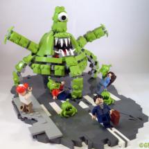 LEGO Utomjording