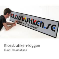 Beställ er Logo av LEGO - Bremlerbrick