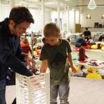 Exteriörmodeller beställs i LEGO av NCC – Turning Torso