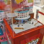 Översiktsmodellen av LEGO – Väsby Centrum 40år