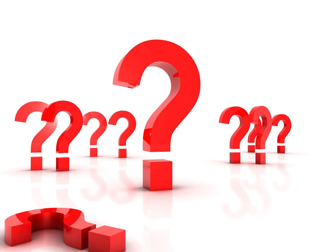 FAQ - Vanligt förekommande frågor
