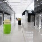 Fysiska modeller av lego beställt av arkitektkontor