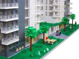 Arkitekt modellen till KAB fastigheter