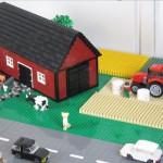 Bondgårdar bidrar till klimathotande luftförorening