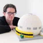Avskedsgåva eller Avskedspresent – Jag bygger den i LEGO
