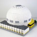 Avskedsgåva av LEGO