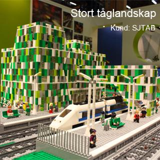 Landskapsmodell - SJTAB
