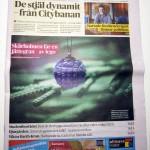 Skärholmens Centrum får en jättegran av LEGO – DN.STHLM