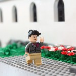 Enskede kyrka av LEGO