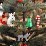Julgrans pynt – Jul event – Huddinge centrum