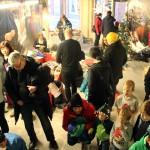Huddinge Centrum LEGO workshop & jul event