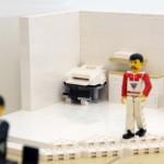 En dag på kontoret – Legomodel – Dustin
