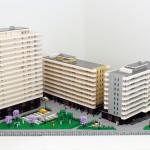 Bremlerbrick bygger Arkitekturmodeller till Skanska