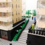 Skanska – Arkitekturmodeller av LEGO