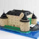 Legomodellen Örebro slott