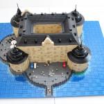 Örebro slott LEGO modell