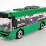 LEGO Buss