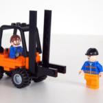 LEGO Gaffeltruck