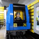 LEGO City Tåg modell till SL