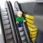 LEGO-city rulltrappor