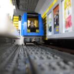City LEGO-tåg