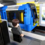 medborgarplatsen av LEGO