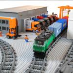 LEGO Godsterminal