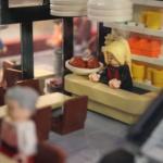 Skrapans restauranger av LEGO
