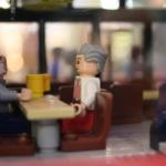 Skrapan – fikande gäster i LEGO