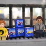 Interiören återspeglas i Skrapans legomodell