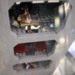 Student skrapan – nuvarande Skrapan av LEGO till event