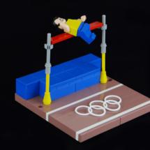 LEGO - OS i Aten 2004 Höjdhopp