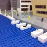 LEGO-modell