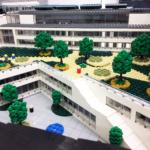 SKANSKA LEGO-modell