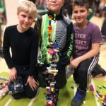 legoevent med LEGO i fokus - Huskvarna Bibliotek